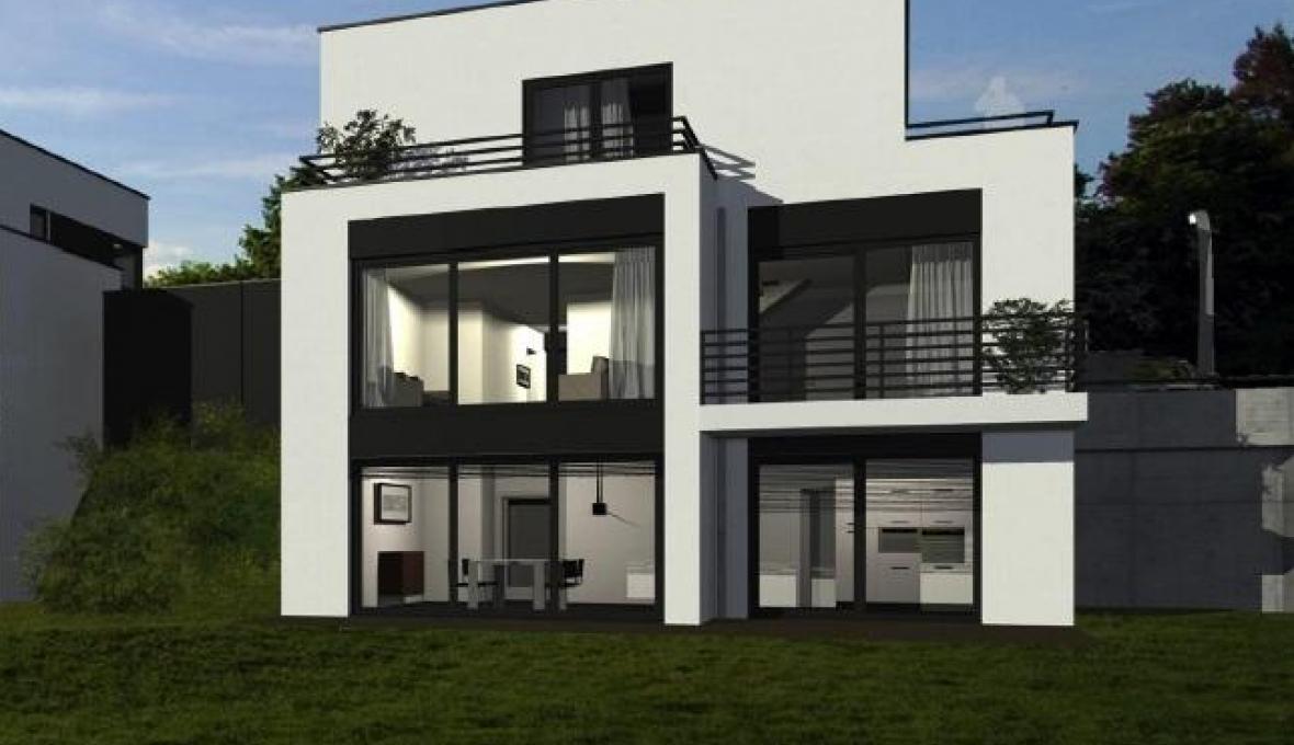 Vente maison neuhaeusgen 4 chambres 1 250 000 euros for Maison moderne 250 000 euros